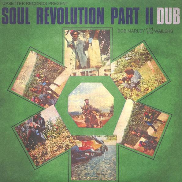 Bob Marley & The Wailers : Soul Revolution Part Ii Dub | LP / 33T  |  Oldies / Classics