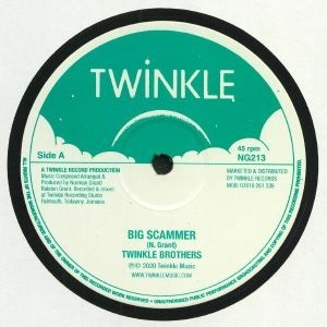 Twinkle Brothers : Big Scammer | Maxi / 10inch / 12inch  |  UK