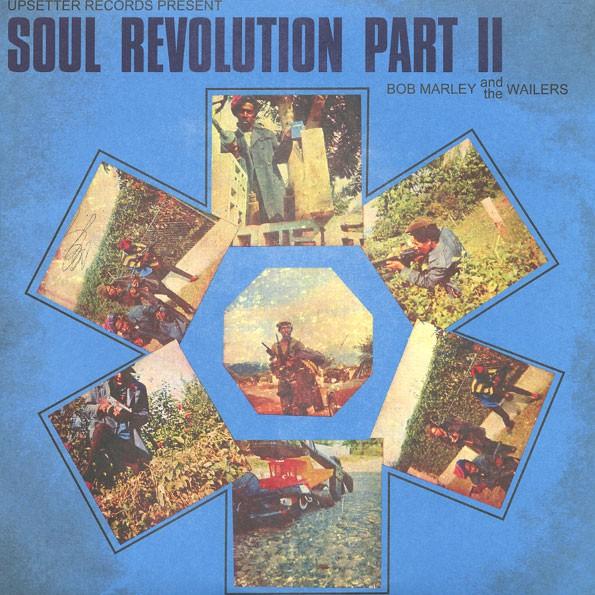 Bob Marley & The Wailers : Soul Revolution Part Ii | LP / 33T  |  Oldies / Classics