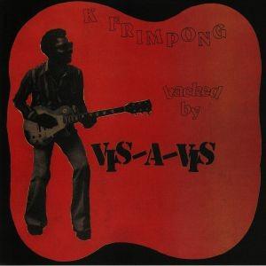 K Frimpong : K Frimpong Backed By Vis A Vis   LP / 33T     Afro / Funk / Latin