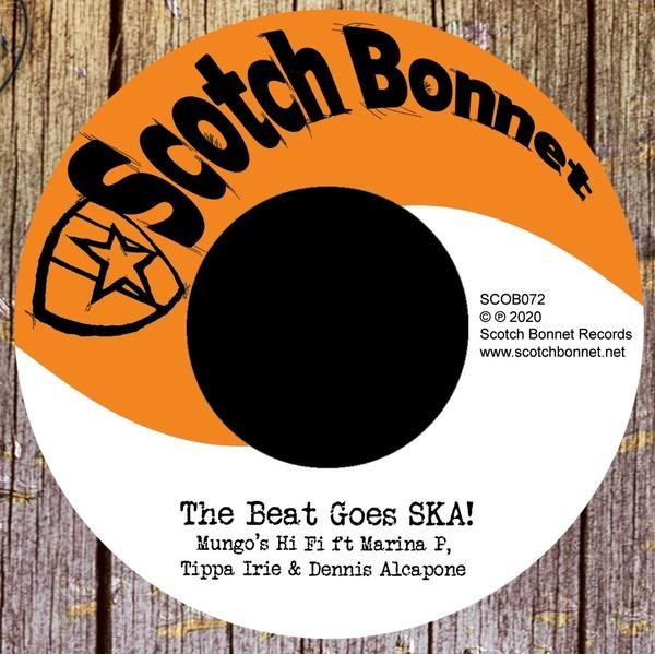 Mungo's Feat Marina P , Tippa Irie & Dennis Alcapone : The Beat Goes Ska !