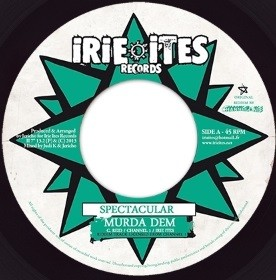 Barrington Levy & Trinity : Genocide | Single / 7inch / 45T  |  Dancehall / Nu-roots