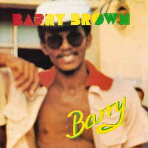 Barry Brown : Barry | LP / 33T  |  Oldies / Classics