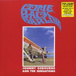 Johnny Osbourne & The Sensations : Come Back Darling   LP / 33T     Oldies / Classics
