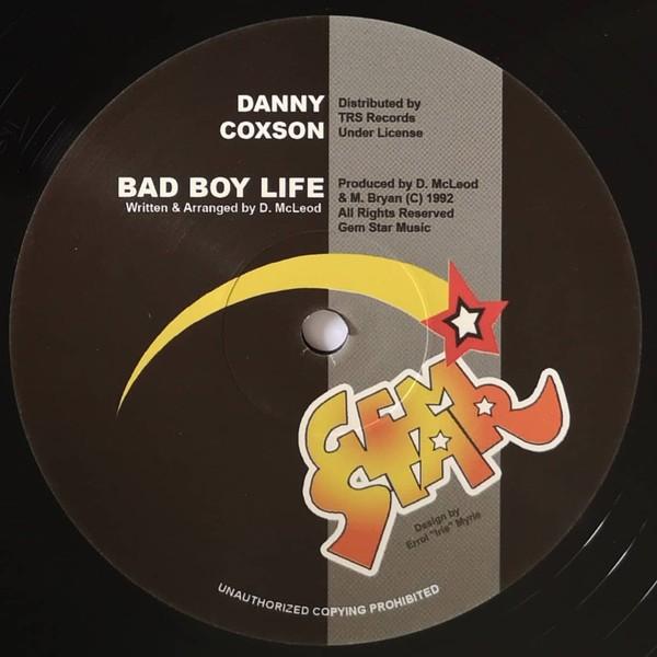 Danny Coxson : Bad Boy Life | Maxi / 10inch / 12inch  |  Oldies / Classics