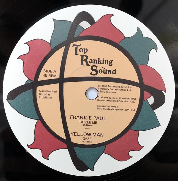 Frankie Paul : Tickle Me | Maxi / 10inch / 12inch  |  Oldies / Classics
