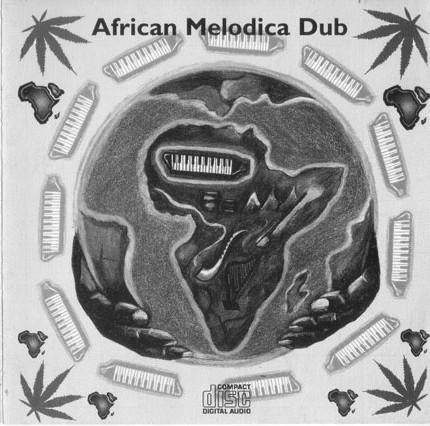 Hughie Izachaar : African Melodica Dub   LP / 33T     UK