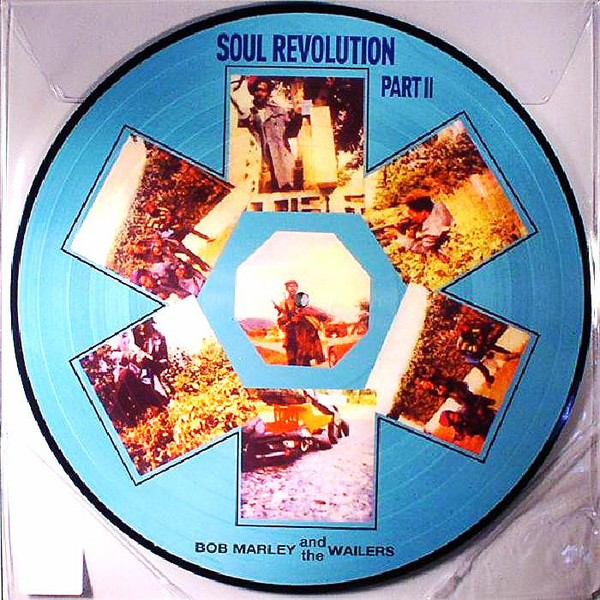 Bob Marley And The Wailers : Soul Revolution Part. II | LP / 33T  |  Oldies / Classics