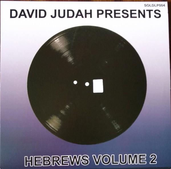 King Earthquake / Ras Muffet / King Alpha : David Judah Presents Hebrews Volume 2   LP / 33T     UK