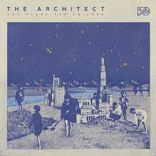 The Architect : Une Plage Sur La Lune   LP / 33T     Dancehall / Nu-roots