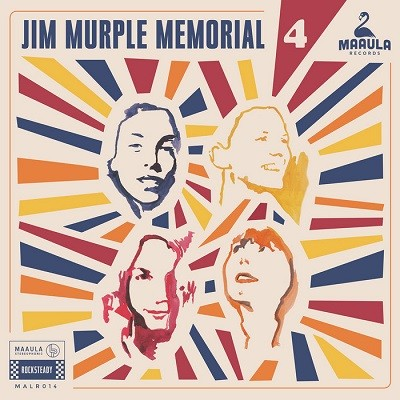 Jim Murple Memorial : 4   LP / 33T     Ska / Rocksteady / Revive