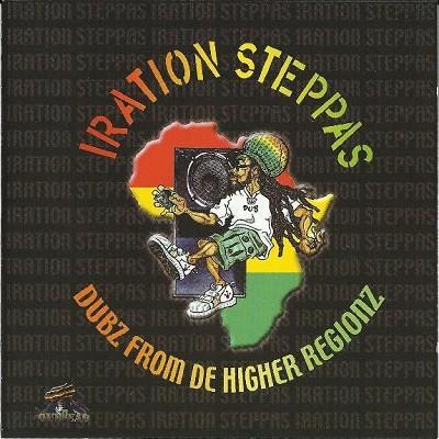 Iration Steppas : Dubz From De Higher Regionz