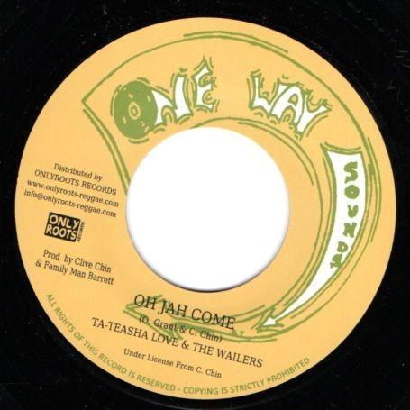 Ta-teasha Love & The Wailers : Oh Jah Come