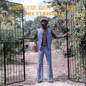 The Ethiopian : Open The Gate Of Zion   LP / 33T     Oldies / Classics