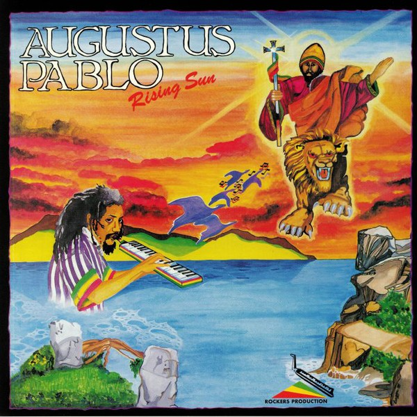 Augustus Pablo : Rising Sun   LP / 33T     Oldies / Classics