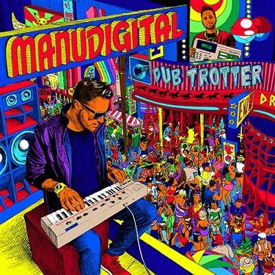 Manudigital : Dub Trotter   LP / 33T     UK