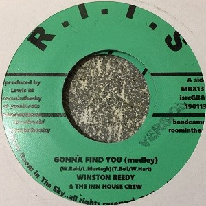 Winston Reedy : Gonna Find You (Medley) | Single / 7inch / 45T  |  UK
