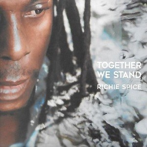 Richie Spice : Together We Stand   LP / 33T     Dancehall / Nu-roots