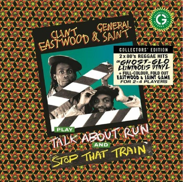 Clint Eastwood & General Saint : Stop That Train / Talk About Run | Single / 7inch / 45T  |  Oldies / Classics