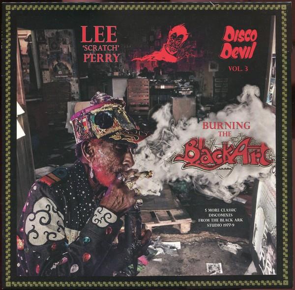 Lee Perry : Disco Devil Vol. 3 (5 More Classic Discomixes From The Black Ark Studio 1977-9) | LP / 33T  |  Oldies / Classics