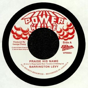 Barrington Levy : Praise His Name | Single / 7inch / 45T  |  Oldies / Classics