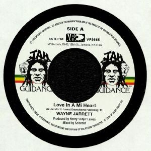 Wayne Jarrett : Love In Mi Heart