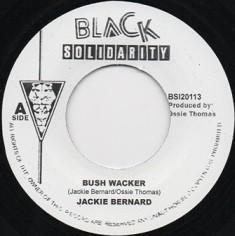 Jackie Bernard : Bush Wacker | Single / 7inch / 45T  |  Oldies / Classics