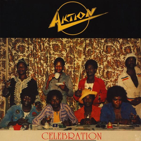 Aktion : Celebration   LP / 33T     Afro / Funk / Latin