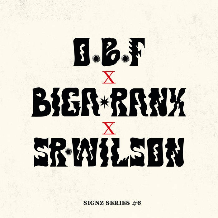 O.B.F feat Biga Ranx & Sr Wilson : Driva (No GPS Mix)