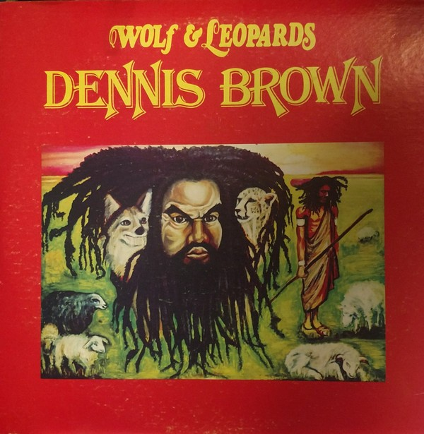 Dennis Brown : Wolf & Leopards | LP / 33T  |  Oldies / Classics