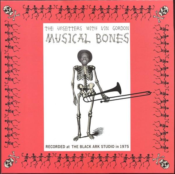 The Upsetters With Vin Gordon : Musical Bones | LP / 33T  |  Oldies / Classics