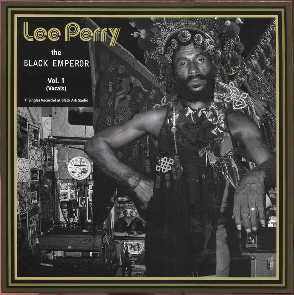 Various : Lee Perry The Black Emperor Vol.1 (Vocals) | LP / 33T  |  Oldies / Classics