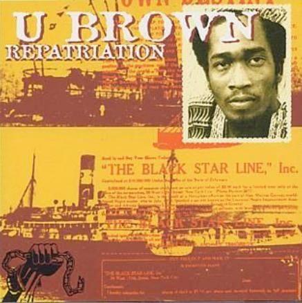 U Brown : Repatriation | CD  |  Oldies / Classics