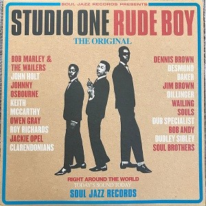 Various : Studio One Rude Boy | LP / 33T  |  Oldies / Classics