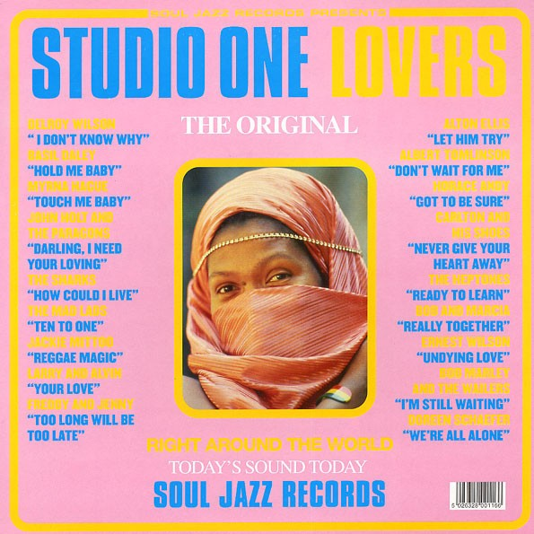 Various : Studio One Lovers | LP / 33T  |  Oldies / Classics