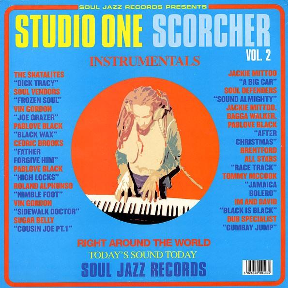 Various : Studio One Scorcher Vol.2