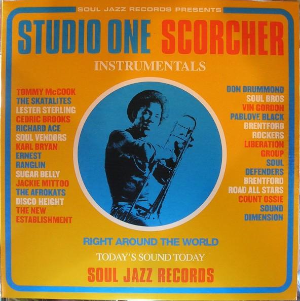Various : Studio One Scorcher | LP / 33T  |  Oldies / Classics