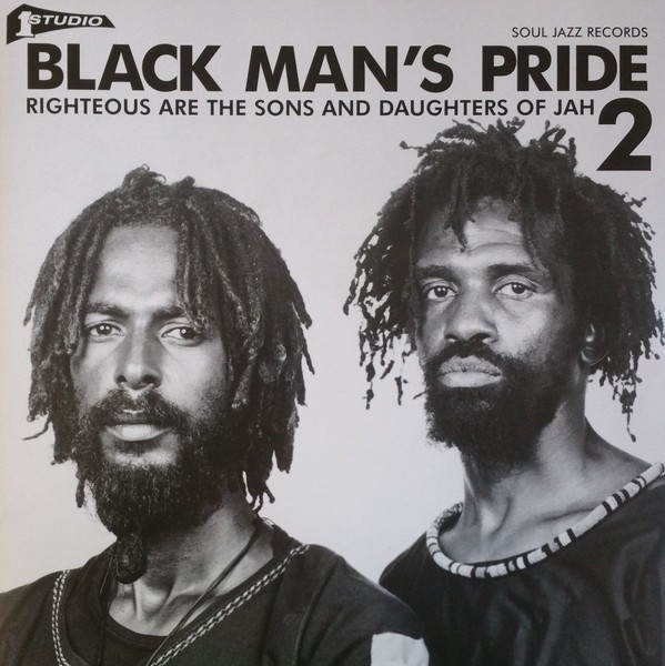 Various : Black Man's Pride 2 (Righteous Are The Sons And Daughters Of Jah) | LP / 33T  |  Oldies / Classics