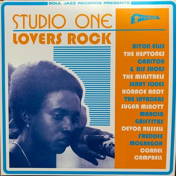 Various : Studio One Lovers Rock | LP / 33T  |  Oldies / Classics