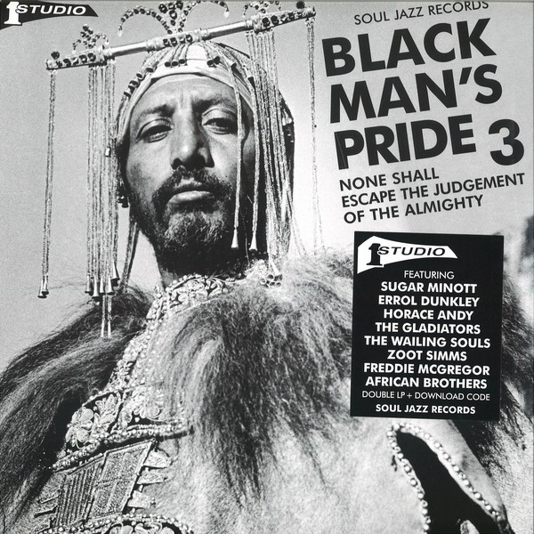 Various : Black Man's Pride 3 (None Shall Escape The Judgement Of The Almighty) | LP / 33T  |  Oldies / Classics