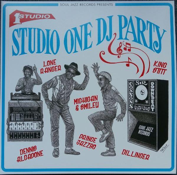 Various : Studio One DJ Party | LP / 33T  |  Oldies / Classics