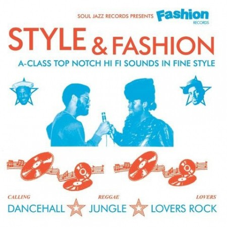 Various : Style & Fashion (A-Class Top Notch Hi Fi Sounds In Fine Style) | LP / 33T  |  Oldies / Classics