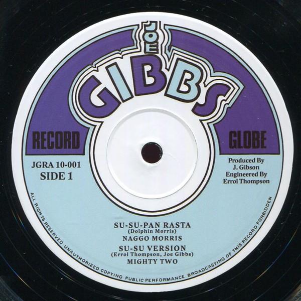 Naggo Morris : Su-Su-Pan Rasta | Maxi / 10inch / 12inch  |  Oldies / Classics