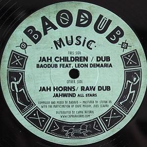 Baodub Ft Leon Demaria : Jah Children   Maxi / 10inch / 12inch     UK