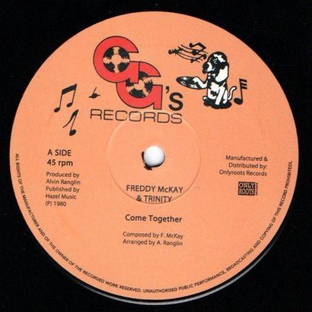 Freddy McKay & Trinity : 26119