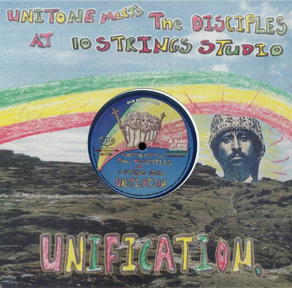 Unitone Meets The Disciples : Unification   Maxi / 10inch / 12inch     UK