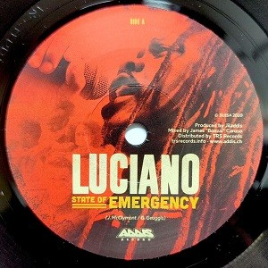 Luciano : State Of Emergency | Single / 7inch / 45T  |  Oldies / Classics