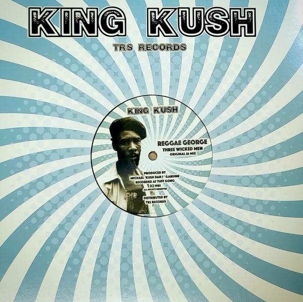Reggae George : Three Wicked Men   Maxi / 10inch / 12inch     Oldies / Classics