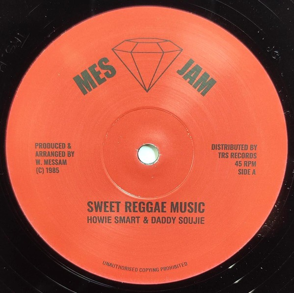 Howie Smart : Sweet Reggae Music   Maxi / 10inch / 12inch     Oldies / Classics