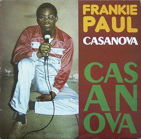 Frankie Paul : Casanova   LP / 33T     Oldies / Classics